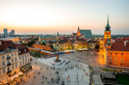 Varsavia, Polonia